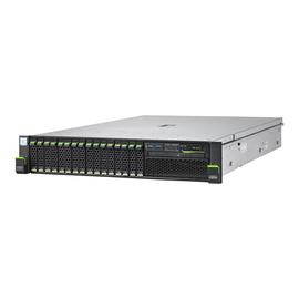 Fujitsu PRIMERGY RX2520 M4 - Server - Rack-Montage - 2U - zweiweg - 1 x Xeon Silver 4110 / 2.1 GHz Produktbild