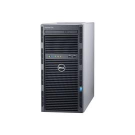 Dell PowerEdge T130 - Server - MT - 1-Weg - 1 x Xeon E3-1220V6 / 3 GHz - RAM 8 GB Produktbild