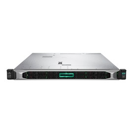HPE ProLiant DL360 Gen10 Low - Server - Rack-Montage - 1U - zweiweg - 1 x Xeon Bronze 3104 / 1.7 GHz Produktbild