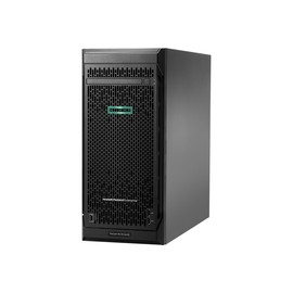 HPE ProLiant ML110 Gen10 Entry - Server - Tower - 4.5U - 1-Weg - 1 x Xeon Bronze 3104 / 1.7 GHz Produktbild