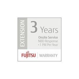 Fujitsu - Serviceerweiterung - Arbeitszeit und Ersatzteile - 3 Jahre - Vor-Ort - Reaktionszeit: am nächsten Produktbild