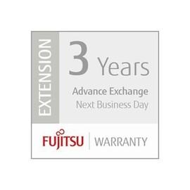 Fujitsu Advance Exchange - Serviceerweiterung - Austausch - 3 Jahre - Lieferung - 9x5 Produktbild