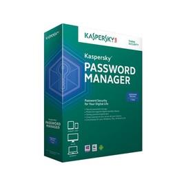 Kaspersky Password Manager - Box-Pack (1 Jahr) - 1 Benutzer (Sierra) - Win, Mac, Android, iOS - Deutsch Produktbild