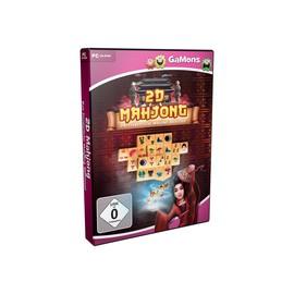 2D Mahjong Tempel - Win - Download - Deutsch Produktbild