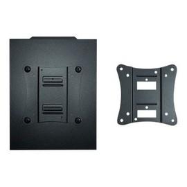 Inter-Tech - Montagekomponente (VESA-Halterung) für Mini-PC - Schwarz Produktbild