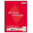 Collegeblock College A6 kariert 160Blatt weiß Landré 100050631 Produktbild Additional View 1 S