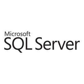 Microsoft SQL Server 2016 Standard - Lizenz - 16 Kerne - Win - Französisch - mit MS Windows Server 2016 Datacenter Produktbild