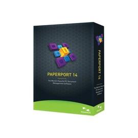 PaperPort - (v. 14) - Box-Pack - 1 Benutzer - DVD - Win Produktbild