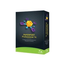 PaperPort Professional - (v. 14) - Box-Pack - 1 Benutzer - DVD - Win Produktbild