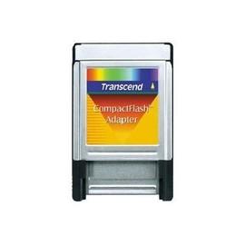 Transcend - Kartenadapter (CF I) - PC-Karte Produktbild