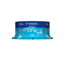Verbatim - 25 x CD-R (80 Min) 48x Produktbild