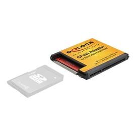 DeLOCK - Kartenadapter (SD, SDHC, SDXC) - CompactFlash Produktbild