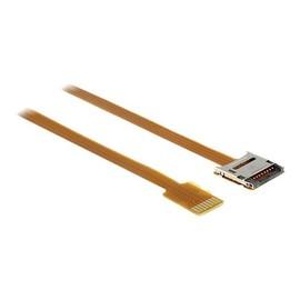 DeLOCK Micro SD male > Micro SD female Extension - Kartenadapter (microSD) - microSD Produktbild