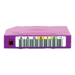 HPE Ultrium BaFe RW Custom Labeled Data Cartridge - 20 x LTO Ultrium 6 6.25 TB - etikettiert - Violett - für StorageWorks Produktbild