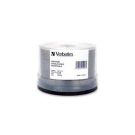 Verbatim DataLifePlus - 50 x DVD-RAM - 9.4 GB 3x - Spindel Produktbild