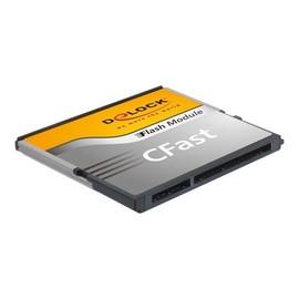 DeLOCK CFast - Flash-Speicherkarte - 8 GB - CFast Produktbild