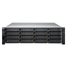 QNAP EJ1600 v2 - Speichergehäuse - 16 Schächte (SAS-3) - Rack - einbaufähig - 3U Produktbild