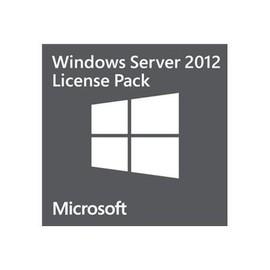 Microsoft Windows Server 2012 Remote Desktop Services - Lizenz - 5 Benutzer-CALs - Win - Englisch Produktbild