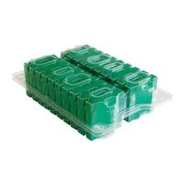 HPE Ultrium RW Data Cartridge - 20 x LTO Ultrium 4 - 800 GB / 1.6 TB - grün Produktbild