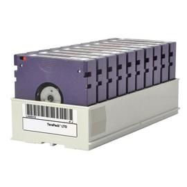 HPE TeraPack Certified - Reinigungskassette - Kapazität: 10 LTO-Bänder - für P/N: Q1G95A, Q1G96A, Produktbild
