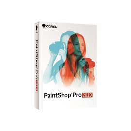 Corel PaintShop Pro 2019 - Box-Pack - 1 Benutzer (Mini-Box) - Win - Deutsch Produktbild