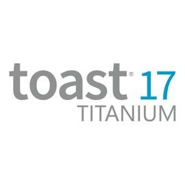 Roxio Toast Titanium - (v. 17) - Lizenz - 1 Benutzer - ESD - Mac Produktbild