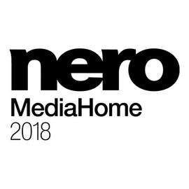 Nero MediaHome 2018 - Lizenz - 1 Einheit - ESD - Win - Deutsch Produktbild