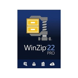 Corel WinZip 22 Pro, 1, Electronic Software Download (ESD) Produktbild