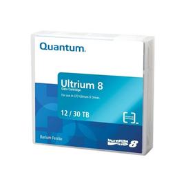 Quantum - LTO Ultrium 8 - 12 TB / 30 TB - Brick Red Produktbild