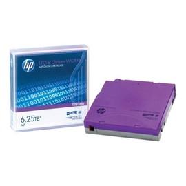 HPE - LTO Ultrium WORM 6 - 2.5 TB / 6.25 TB - Beschriftungsetiketten - Violett - für StorageWorks SAS Produktbild