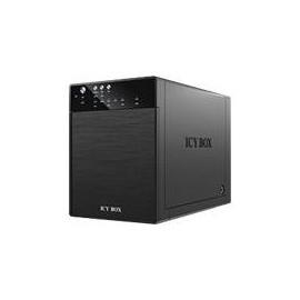 RaidSonic ICY BOX IB-RD3640SU3 - Festplatten-Array - 4 Schächte (SATA-600) - HDD x 0 - SATA 3Gb/s, USB Produktbild
