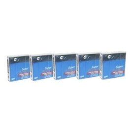 Dell - 5 x LTO Ultrium 6 - für PowerEdge T320, T420, T620; PowerVault 124T, LTO-6, ML6000, TL2000, TL4000 Produktbild