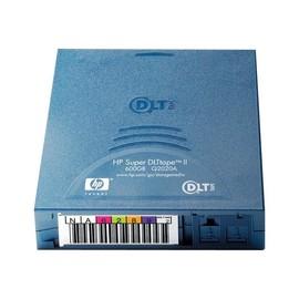 HPE SuperDLT II Custom Labelled Data Cartridge - 20 x Super DLT II - 300 GB / 600 GB Produktbild