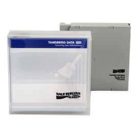 Tandberg - LTO Ultrium - Reinigungskassette - für P/N: 2491-LTO, 2492-LTO, 3533-LTO, 3534-LTO, 3535-LTO, Produktbild