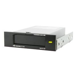 "Tandberg RDX QuikStor - Laufwerk - RDX - Serial ATA - intern - 5.25"" (13.3 cm) Produktbild"