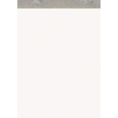 Notizblock A6 blanko ohne Deckblatt 50Blatt 60g holzfrei weiß Landré 100050639 Produktbild Front View L
