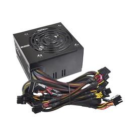 EVGA - Stromversorgung (intern) - ATX - 80 PLUS - Wechselstrom 100-240 V - 500 Watt Produktbild