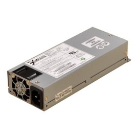 Supermicro PWS-202-1H - Stromversorgung (intern) - Wechselstrom 100-240 V - 200 Watt - PFC - 1U Produktbild