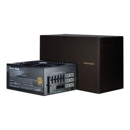 Great Wall M1200 - Stromversorgung (intern) - ATX12V 2.4 - 80 PLUS Gold - Wechselstrom 100/240 V - 1250 Watt Produktbild