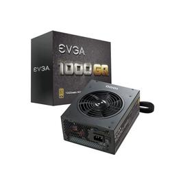 EVGA 1000 GQ - Stromversorgung (intern) - ATX - 80 PLUS Gold - Wechselstrom 100-240 V - 1000 Watt Produktbild