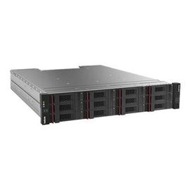 Lenovo ThinkSystem DS2200 LFF FC/iSCSI Dual Controller Unit - Festplatten-Array - 12 Schächte (SAS-3) - 8Gb Fibre Produktbild