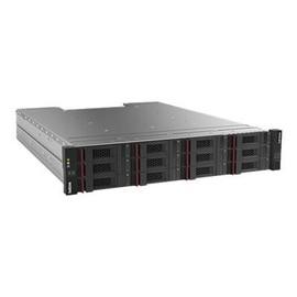 Lenovo ThinkSystem DS Series Dual IOM LFF Expansion Unit - Speichergehäuse - 12 Schächte (SAS-3) - Rack - einbaufähig Produktbild