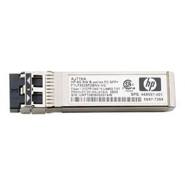 HPE Converged Enhanced Ethernet - SFP+-Transceiver-Modul - 10 GigE - 10GBase-LR - für HPE 32, 48, SAN Produktbild