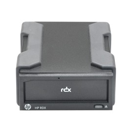 HPE RDX Removable Disk Backup System - Laufwerk - RDX - SuperSpeed USB 3.0 - extern Produktbild