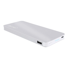 InLine - Powerbank - 10000 mAh - 2.1 A - 2 Ausgabeanschlussstellen (2 x USB) - auf Kabel: Micro-USB Produktbild