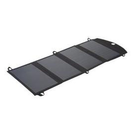 A-Solar Xtorm SolarBooster - Solarladegerät - 24 Watt - 2.1 A - 2 Ausgabeanschlussstellen (USB) Produktbild