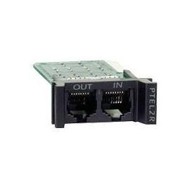 APC - Überspannungsschutz (Rack - einbaufähig) - 1U - Schwarz Produktbild