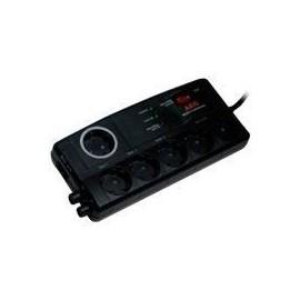 AEG Protect Entertainment - Überspannungsschutz - Wechselstrom 230 V - Ausgangsanschlüsse: 6 Produktbild