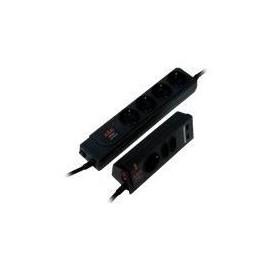 AEG Protect TwinPower - Überspannungsschutz - Wechselstrom 230 V - Ausgangsanschlüsse: 9 Produktbild