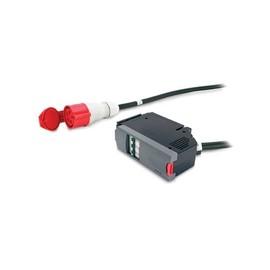 APC IT Power Distribution Module - Sicherungsautomat (Plug-In-Modul) - Wechselstrom 400 V - 3 Phasen - Produktbild